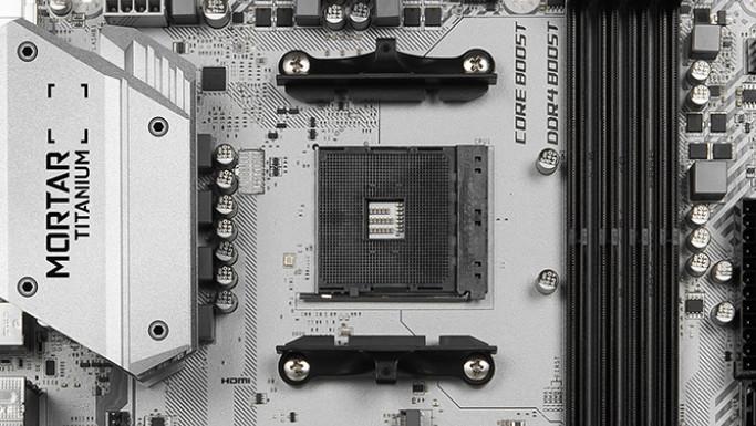 Mainboards: MSI verrät zehn Modelle mit B450-Chipsatz für AMD Ryzen