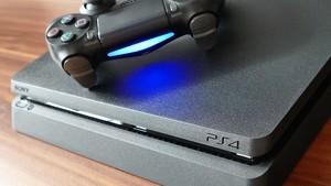 Sony: PS4 Slim mit neuer Modellnummer CUH-2200