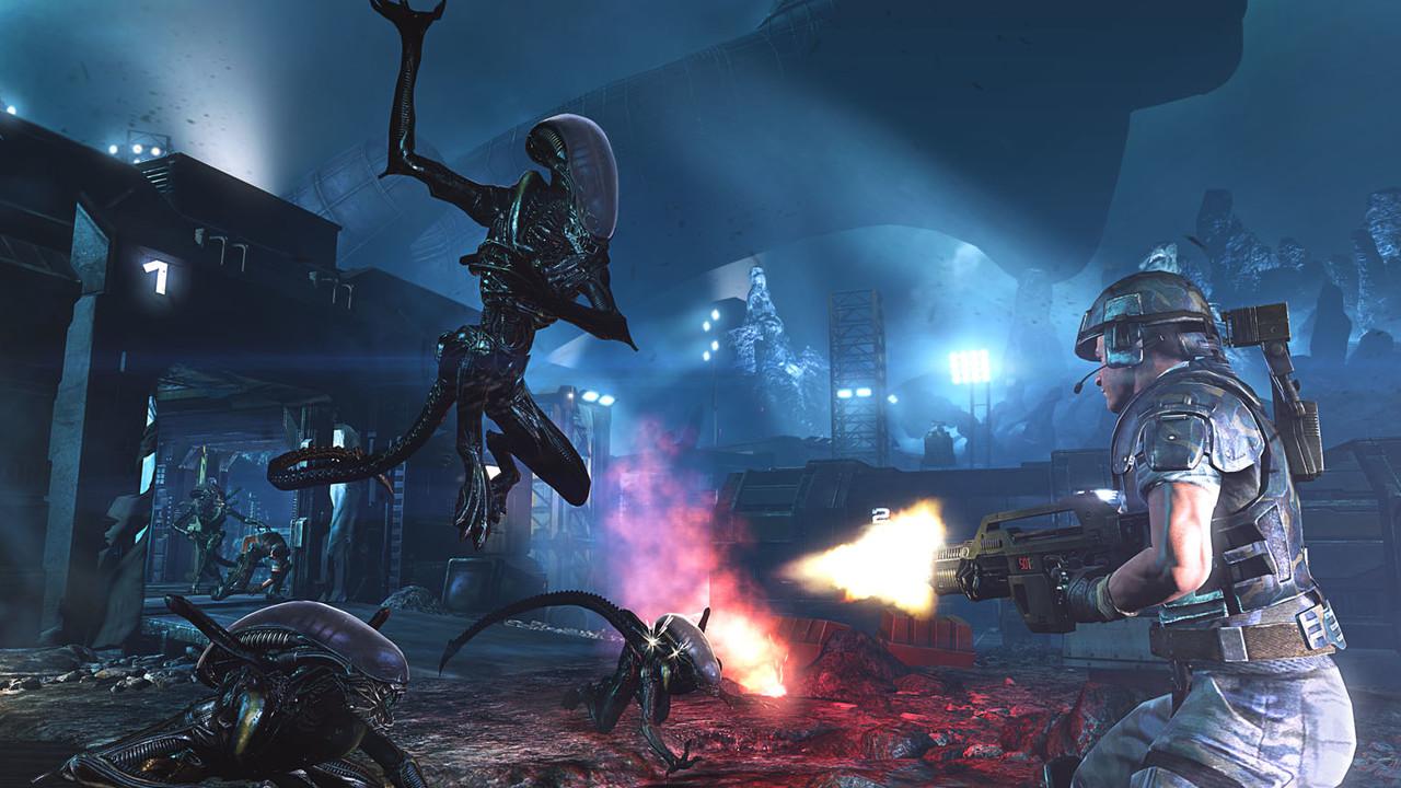 Aliens: Colonial Marines: Gearbox reagiert auf KI-Bug mit Humor