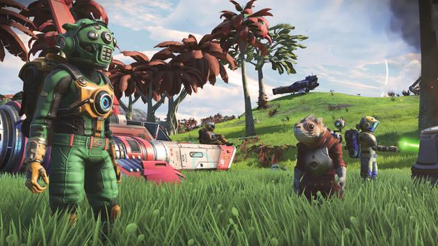 "No Man's Sky ""Next"": Hello Games zeigt konkrete Mehrspieler-Szenen"