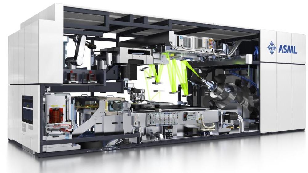 Fabrikausrüster: ASML macht dank EUV-Systemen mehr Umsatz