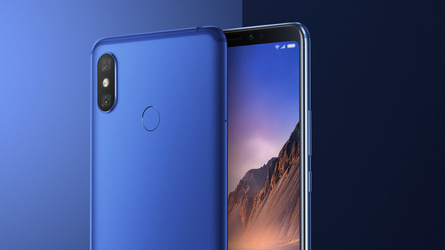 Xiaomi Mi Max 3: Budget-Phablet bietet 6,9 Zoll und 5.500 mAh