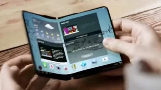 Alle Jahre wieder: Samsungs Falt-Smartphone soll erneut fast fertig sein