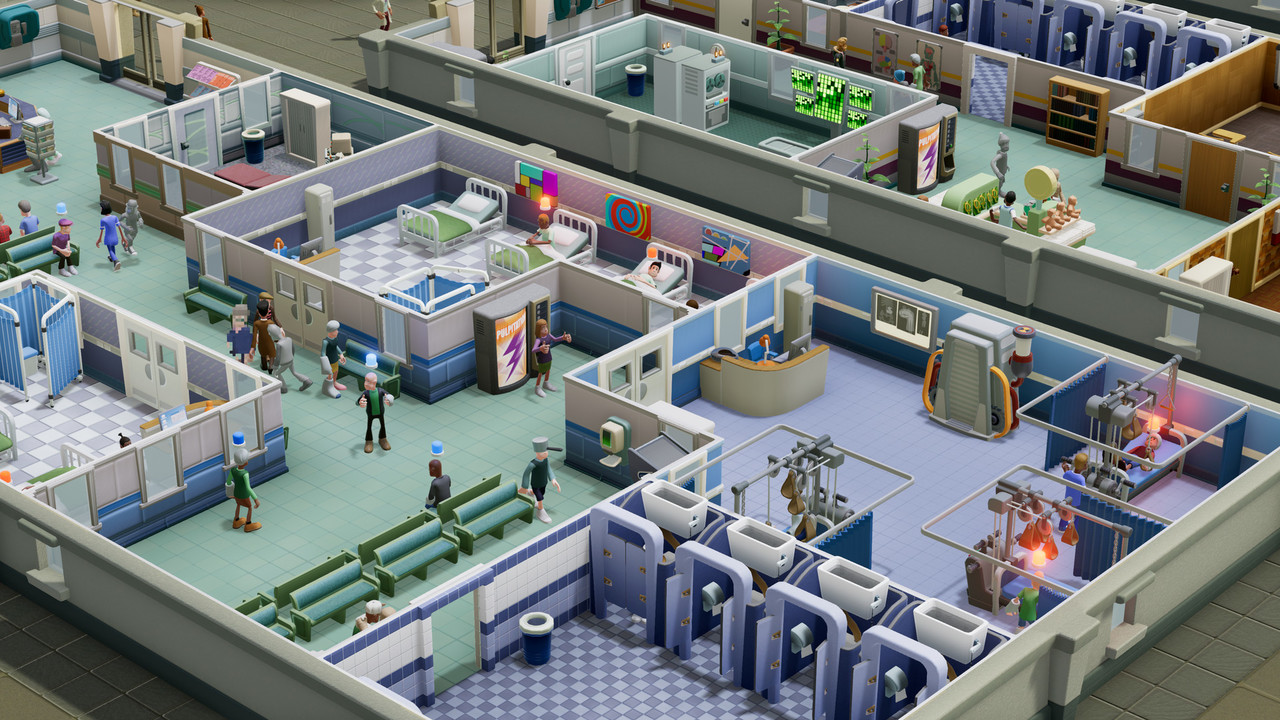 Two Point Hospital: Theme Hospital wird im August wiederbelebt