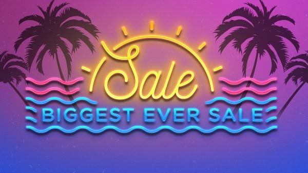 Aktion: Summer Sale bei Green Man Gaming