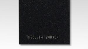 Flash-Speicher: BiCS4-QLC-NAND erreicht 1,33 Terabit pro Chip