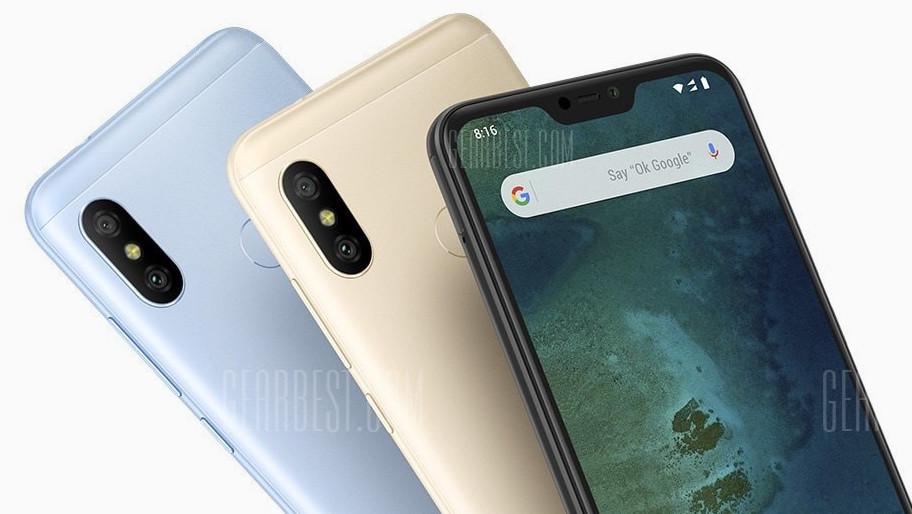 Xiaomi Mi A2 (Lite): Android-One-Smartphones starten heute ab 150 Euro