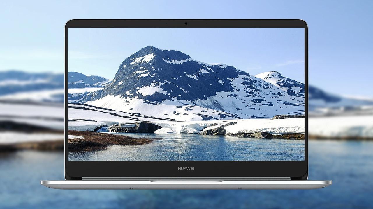 MateBook D: Huawei bringt 999-Euro-Notebook nach Deutschland
