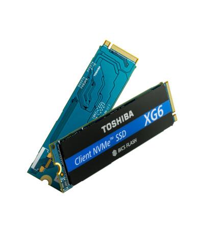 Toshiba XG6 SSD