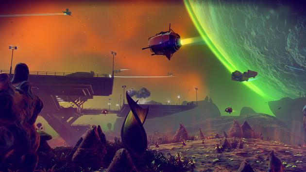No Man's Sky: Neuer Anlauf mit Mega-Update und 50 Prozent Rabatt
