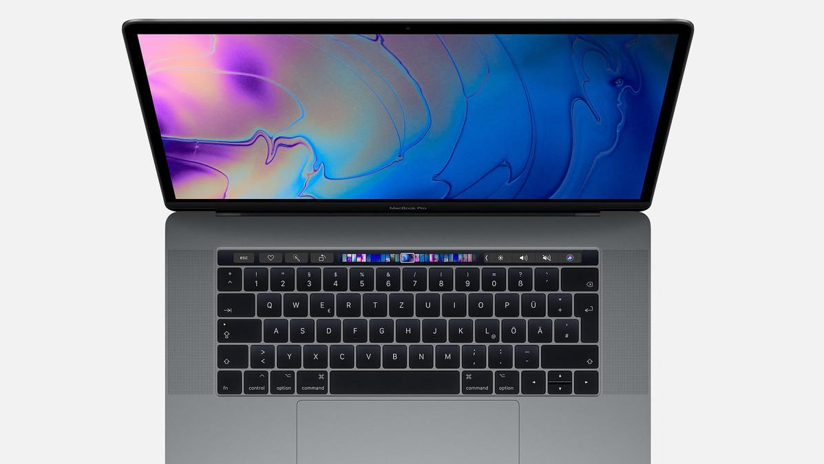 MacBook Pro 2018: Thermal Throttling durch Firmware-Update behoben