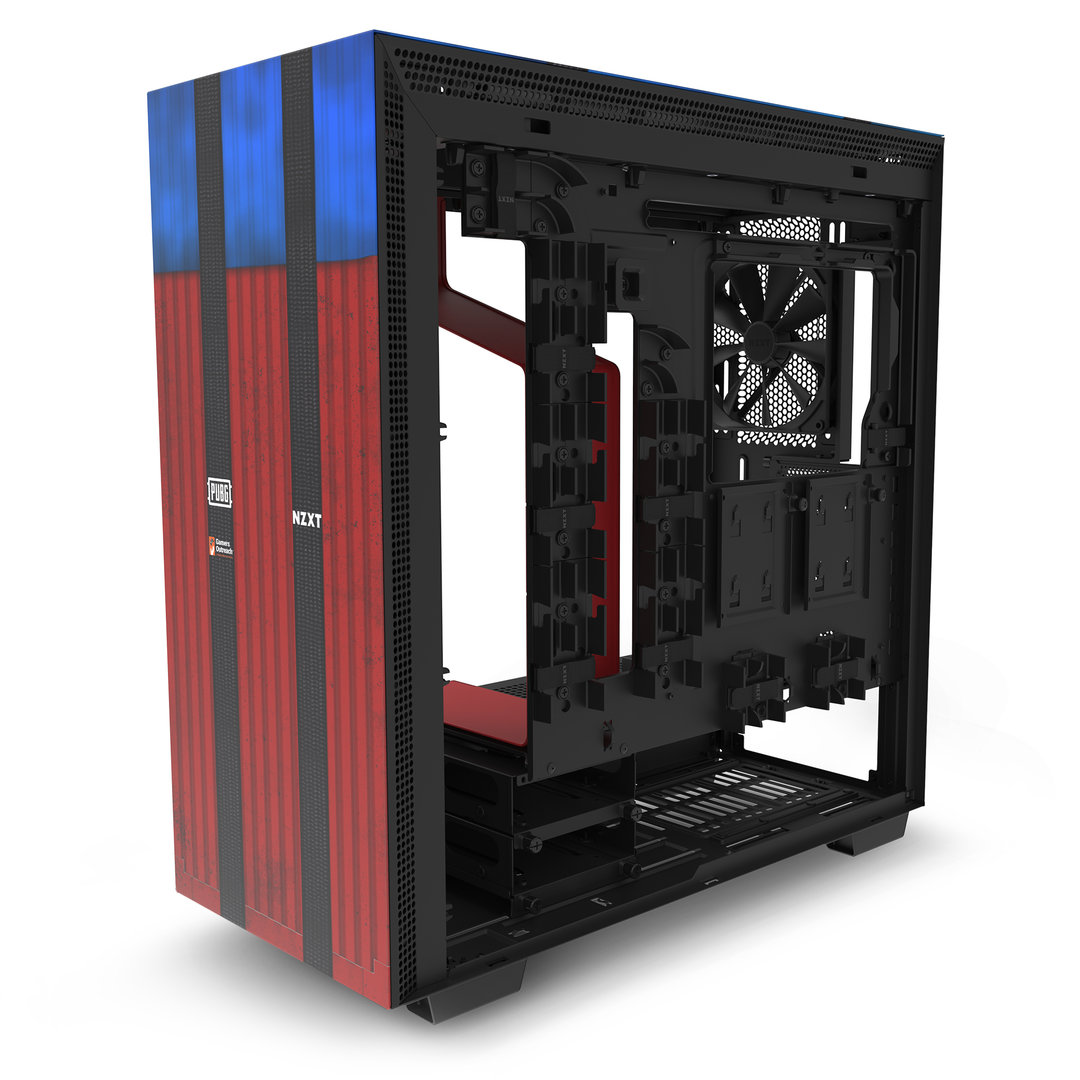 NZXT CRFT 01 H700 PUBG Limited Edition