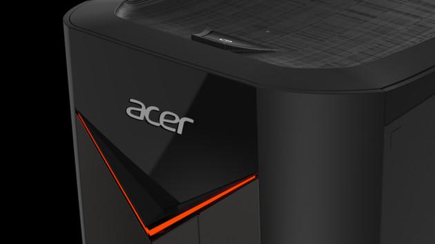 Noch nicht vorgestellt: Acer verbaut AMD Ryzen 5 2500X im Komplett-PC