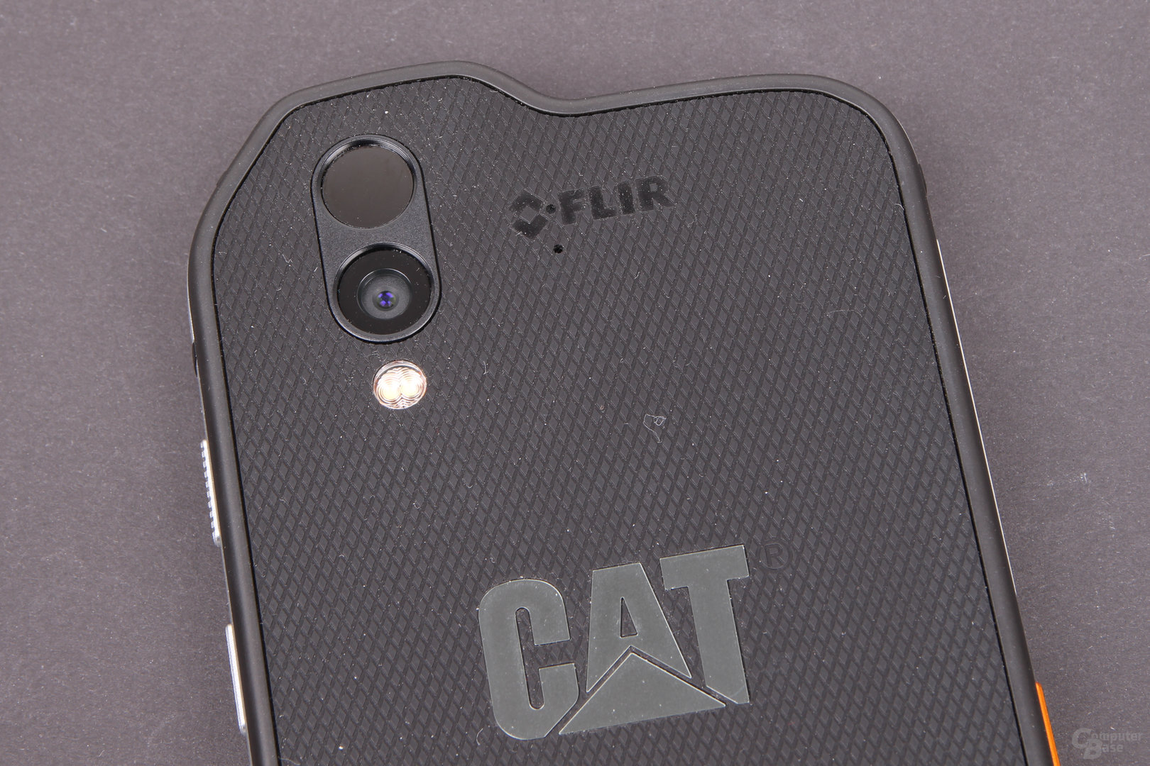 Cat S61 – Kamera und Wärmebildkamera von Flir