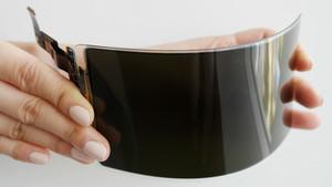 """OLED: Samsung testet erfolgreich """"unzerbrechliches"""" Display"""