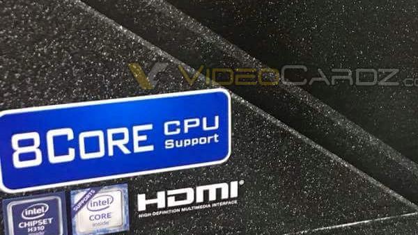 Coffee Lake: 8-Kern-Support auch für Intels Einsteigerchipsatz H310