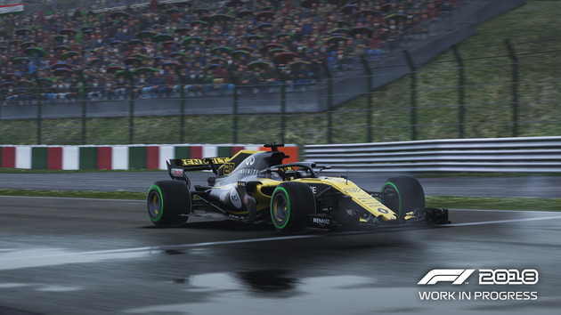F1 2018: Gameplay-Trailer zeigt neue Grafik und Features