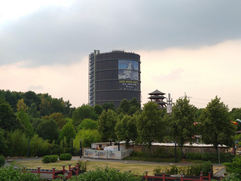 Foto des Nokia 7 Plus mit Zoom