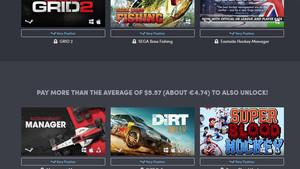 Humble Sports Bundle: Sportspiele von GRID 2 bis F12017 im Paket