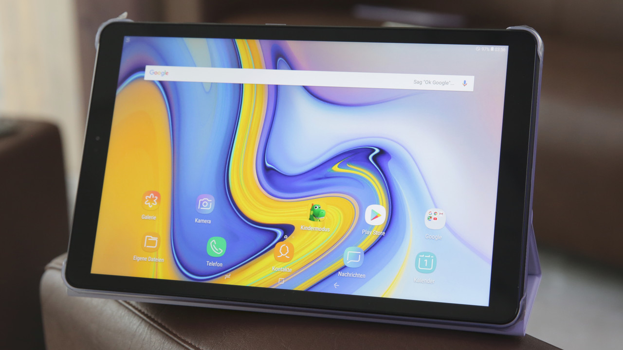 Galaxy Tab A 10.5 im Hands-On: Samsungs neues Brot-und-Butter-Tablet für 329 Euro