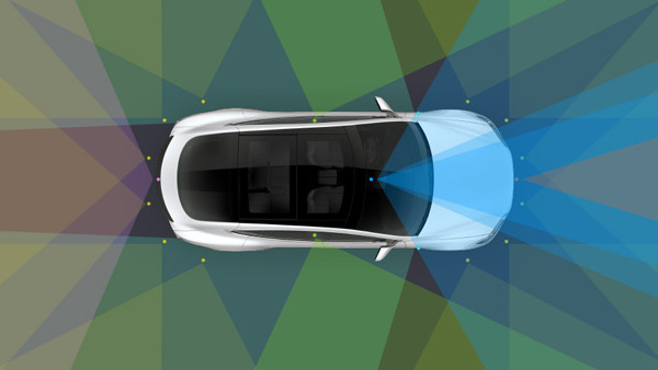 Autonomes Fahren: Tesla schmeißt Nvidia wegen Rechenleistung aus dem Auto