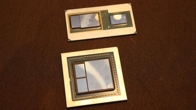 AMD Semi-Custom-Chip: Quad-Core-Ryzen mit 24-CU-Vega und 8 GB GDDR5