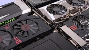 Nvidia-Grafikkarten im Test: GeForce GTX 460, 560, 660, 760, 960 und 1060 im Vergleich