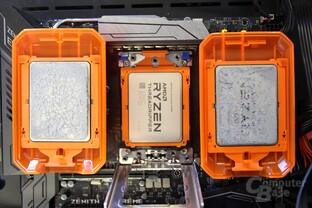 Threadripper-CPUs im Test