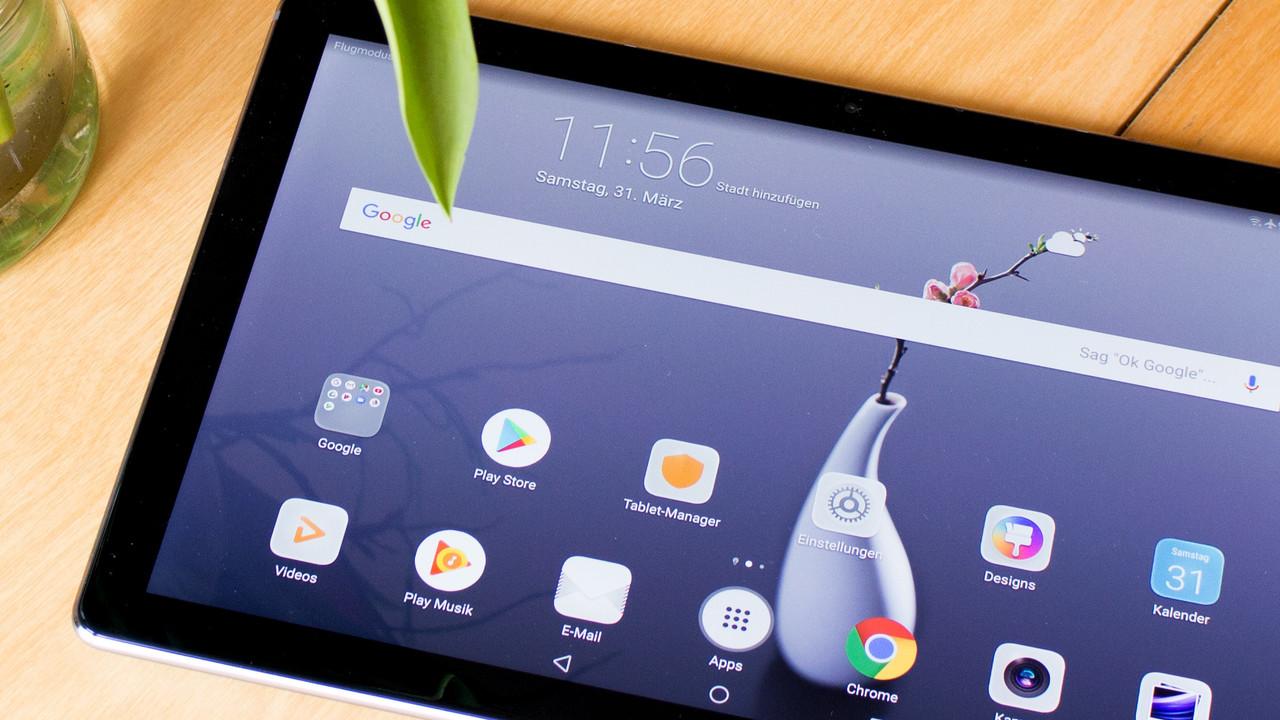 Tablet-Verkaufszahlen: Der Markt schrumpft für Samsung, Lenovo und Amazon