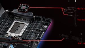 X399-Mainboards: Asus rüstet Cooling Kit für Threadripper 2000 nach