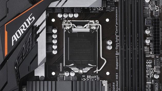 BIOS-Update: Gigabyte gibt 52 Mainboards für Core i-9000 frei