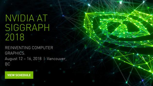 Siggraph 2018: Nvidia kündigt Special Event mit CEO Jensen Huang an
