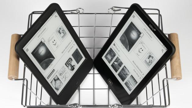 Rabatte: Diverse Tolino-E-Book-Reader preislich reduziert
