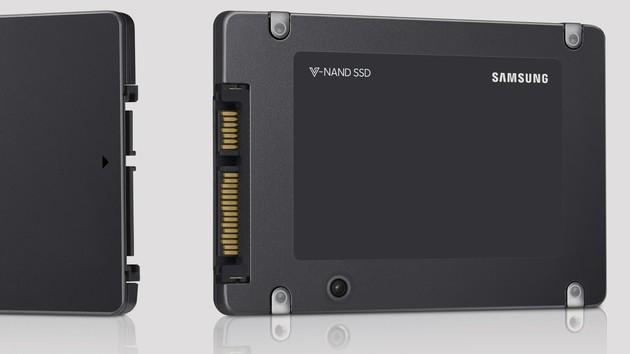 Samsung: Consumer-SSD mit QLC‑NAND geht in Produktion