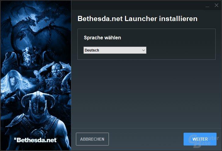 Der Bethesda-Launcher