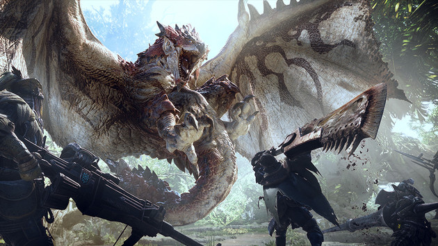 AMD: Adrenalin 18.8.1 beschleunigt Monster Hunter World
