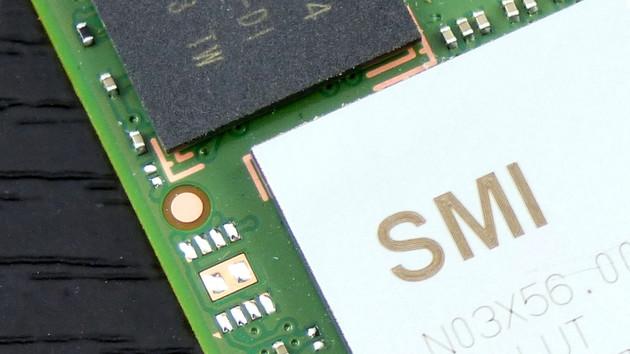 SMI SM2270: Enterprise-SSD-Controller mit 16 Kanälen und PCIe 3.0 x8