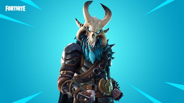 Fortnite 5.20: Ragnarök zum Spielen und Schrot aus zwei Läufen
