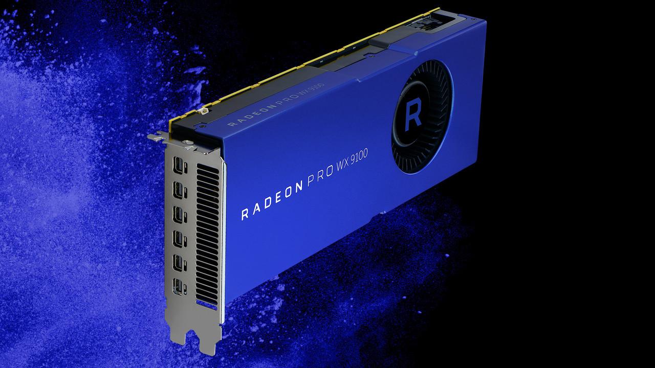 Radeon Pro Treiber: AMDs 18.Q3 wird schneller, virtueller und wolkiger