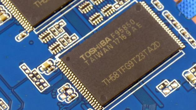 XL-Flash: Toshibas High-Speed-NAND erinnert an Samsungs Z-NAND