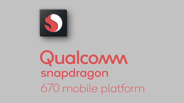 Snapdragon 670: 10-nm-SoC für die obere Smartphone-Mittelklasse