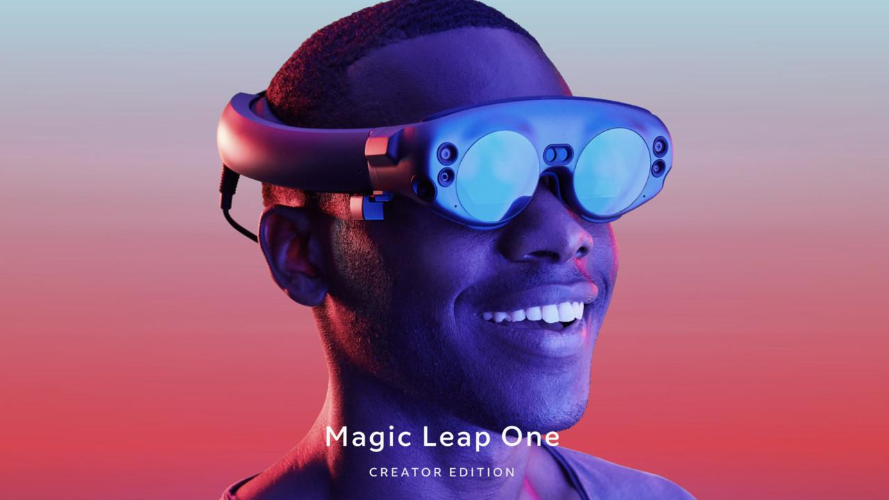 Magic Leap One: Entwickler können AR-Brille für 2.295 US-Dollar kaufen
