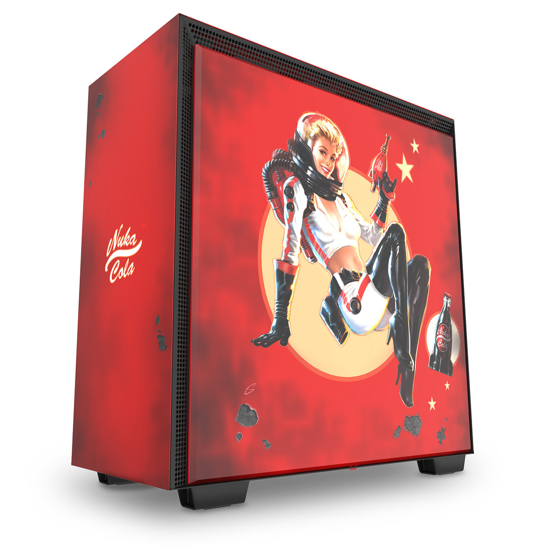 NZXT CRFT 02 H700 Nuka Cola