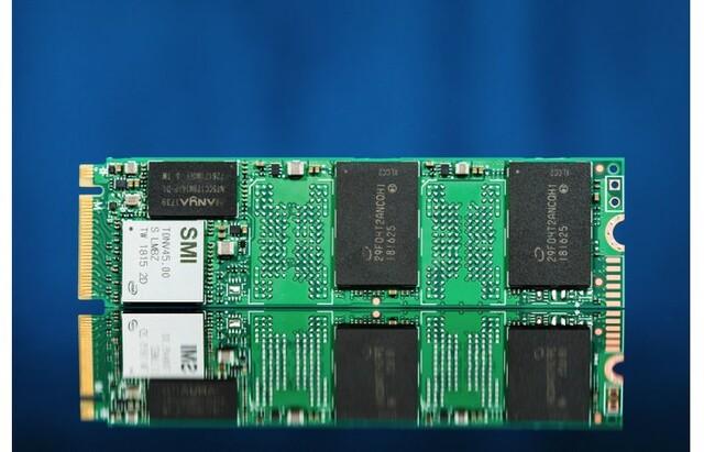 Intel SSD 660p mit 1 TB