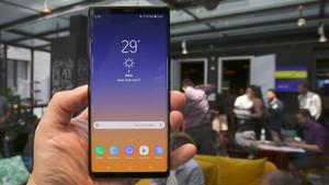 Galaxy Note 9 Hands-On: Stylus-Smartphone kommt mit bis zu 512 GB und 4.000 mAh
