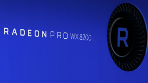 AMD für Profis: Radeon Pro WX 8200 mit Vega und 8 GB HBM2 für 999 USD