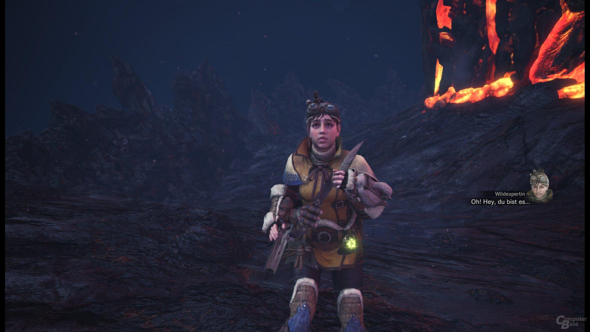 Monster Hunter: World im Technik-Test
