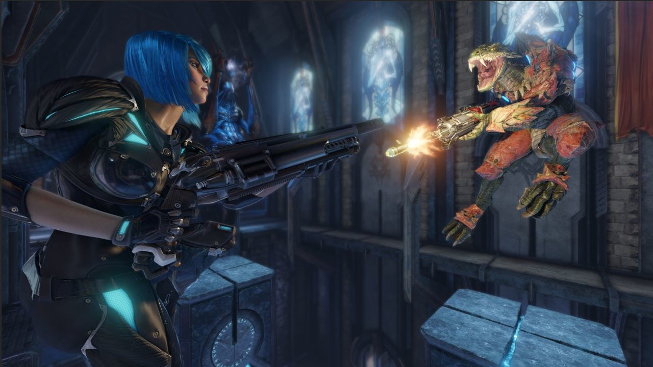 Quake Champions: Ab sofort Free to Play für alle