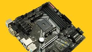 Biostar Racing B450GT3: Drittes B450-Mainboard für AMD Ryzen setzt auf Micro-ATX