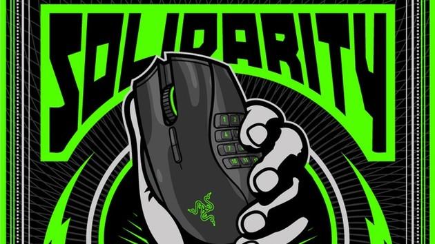 Kickstarter-Kampagne: Razer sucht Unterstützer für eine Linkshänder-Maus